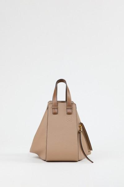 Loewe Handbag 'Hammock Small' Sand/Mink