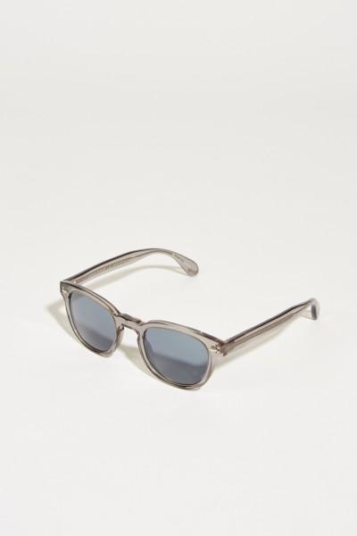 Sonnenbrille 'Sheldrake Sun' Grau/Blau