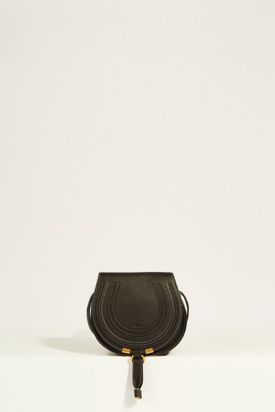 Shoulder Bag 'Marcie Saddle Small' Black