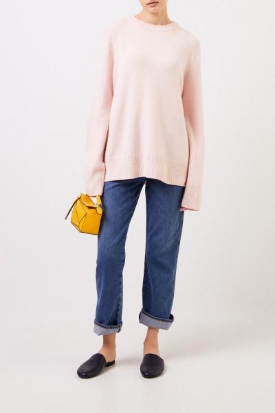 Woll-Cashmere-Pullover 'Sibina' Rosé
