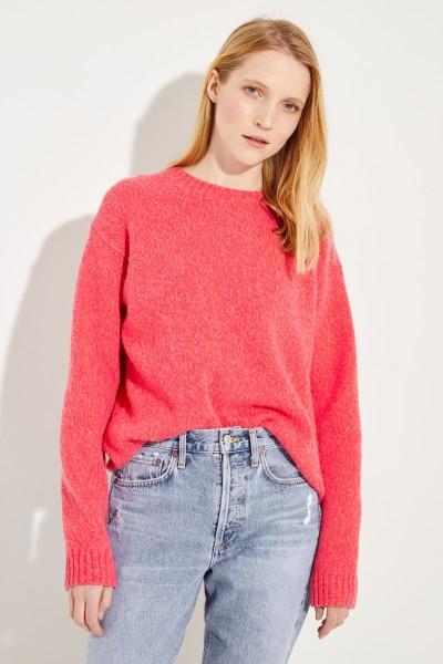 Woll-Pullover 'Samara' Fuchsia Pink
