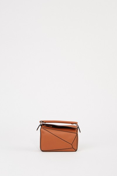 Tasche 'Puzzle Bag Mini' Tan