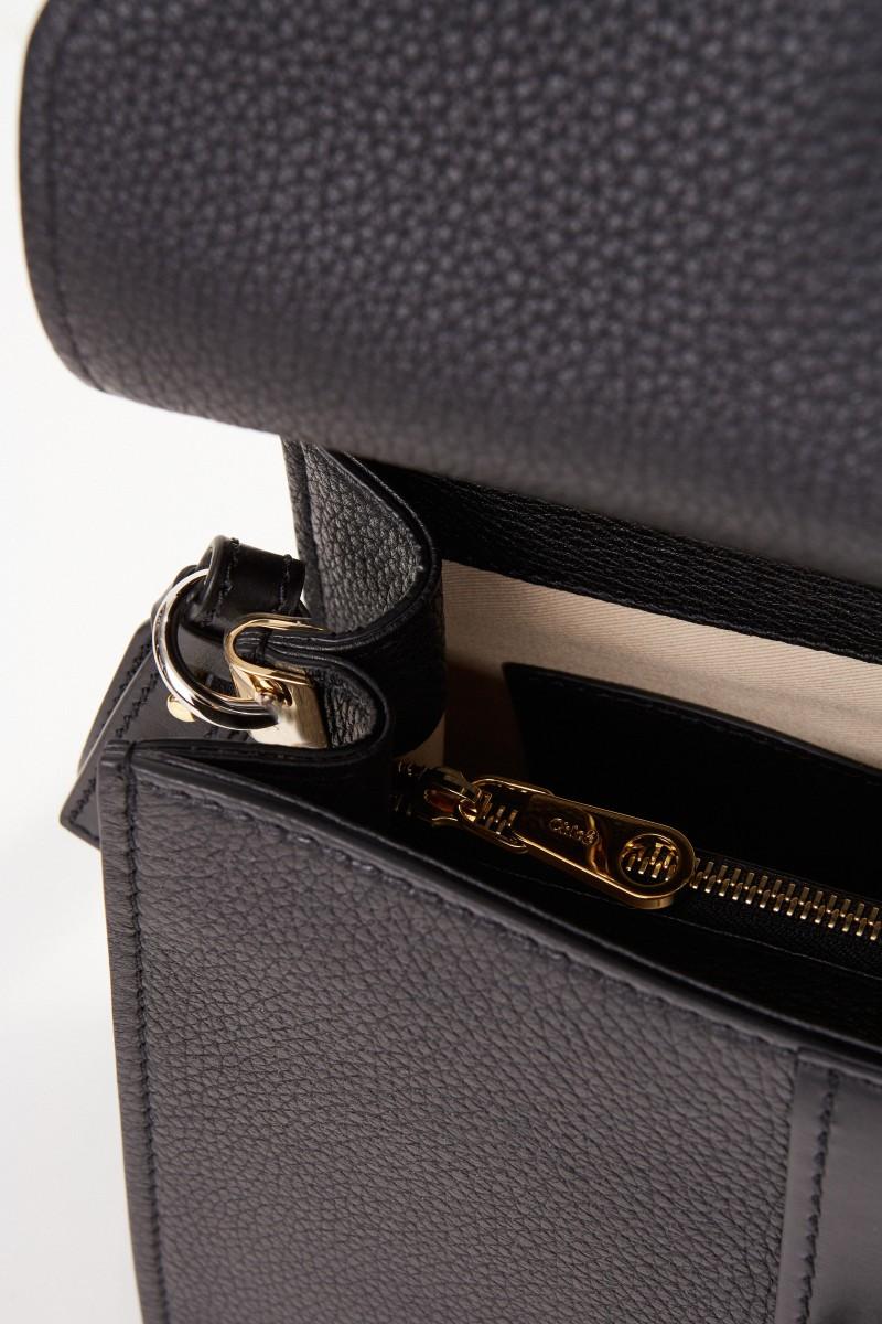 Tasche 'Aby Medium' Schwarz