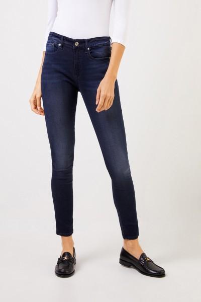 Rag&Bone Skinny-Jeans 'Kate' Dunkelblau