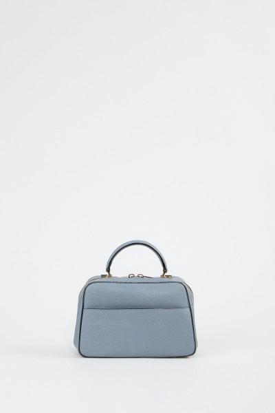 Valextra Tasche 'Serie S' Medium Smokey Blue