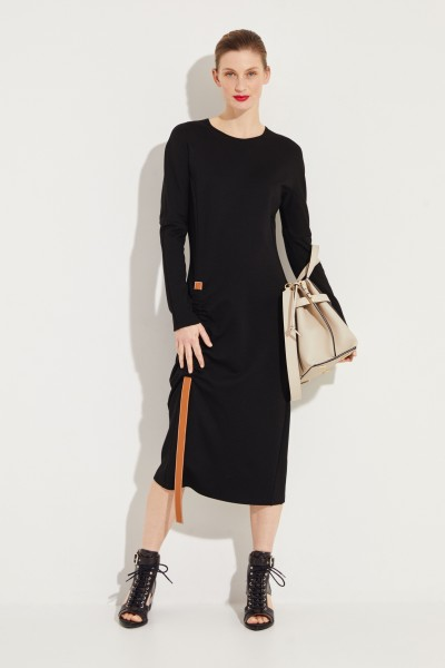 Loewe Knit-Dress Black