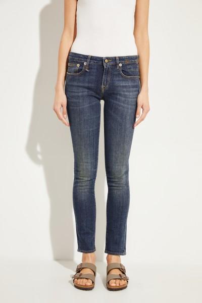 Skinny-Jeans 'Kate' Blue