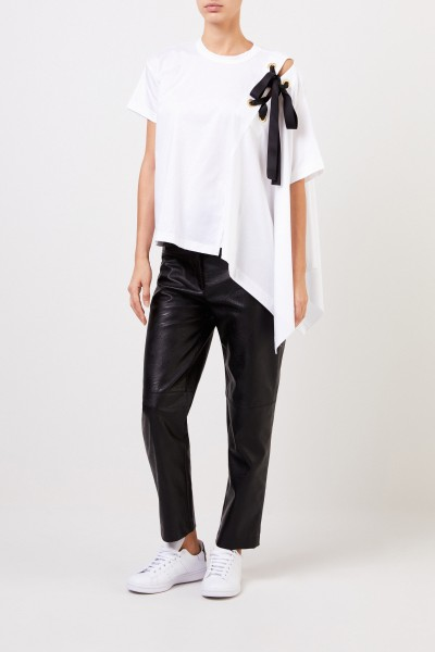 Sacai Blouse with binding details White