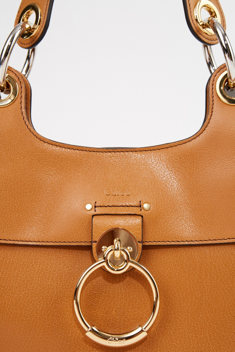 Chloé Tasche 'Tess Medium' Auturnal Brown