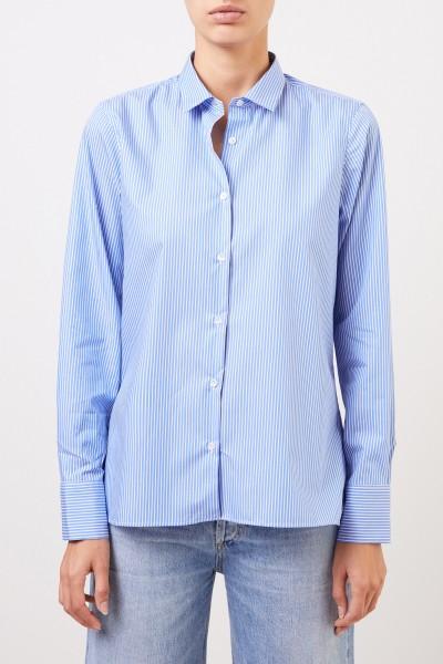Robert Friedman Striped cotton blouse