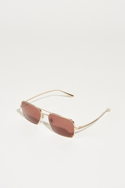 Sonnenbrille x The Row 'Victory L.A.' Rosé