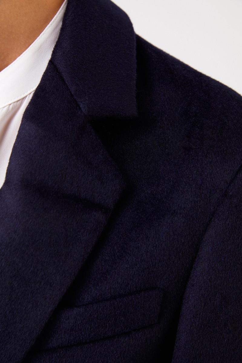 Uzwei Cashmere-Blazer Marineblau