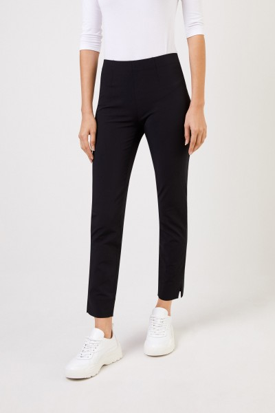 Seductive Stretch trousers 'Sabrina' Black