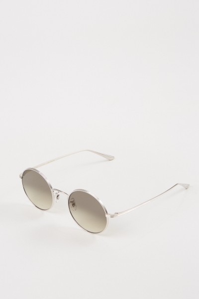 Sonnenbrille X The Row 'After Midnight' Silber