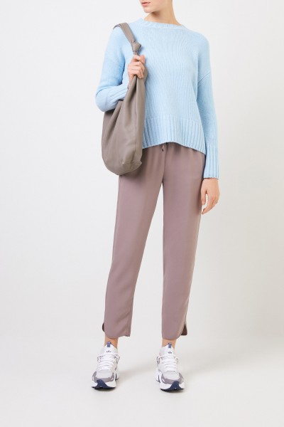 Cashmere Pullover 'Cielo' Hellblau