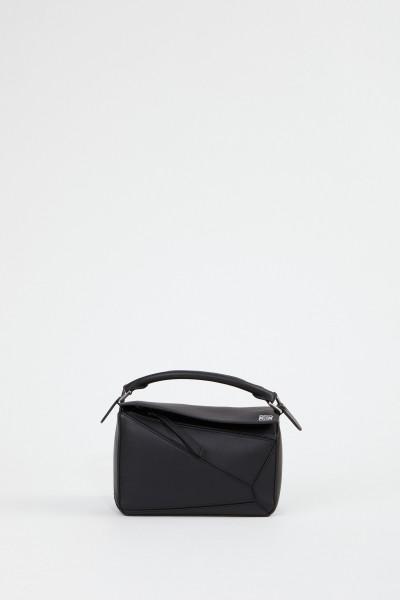 Loewe Tasche 'Puzzle Bag Small' Schwarz