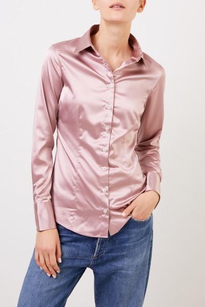 Robert Friedman Blouse 'Jonies' with gloss Light Pink