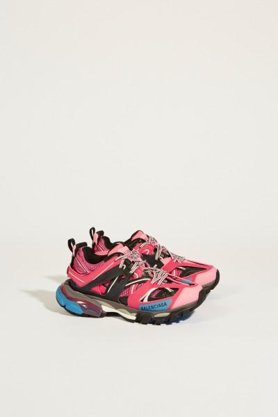Sneaker 'Track' Pink/Multi