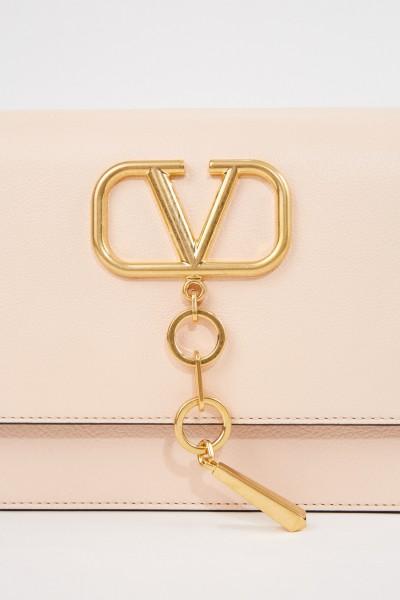 Valentino Tasche mit Logo-Detail Puder