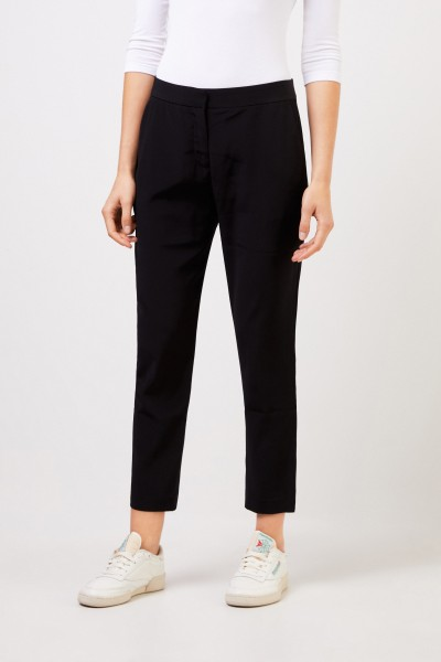 Co Flowing trousers Black