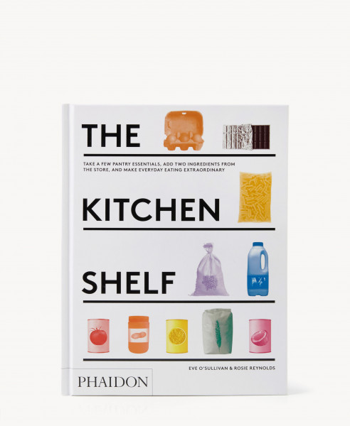 Buch 'The Kitchen Shelf'