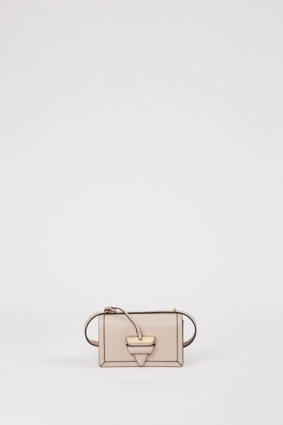 Shoulder bag 'Barcelona Small' Beige