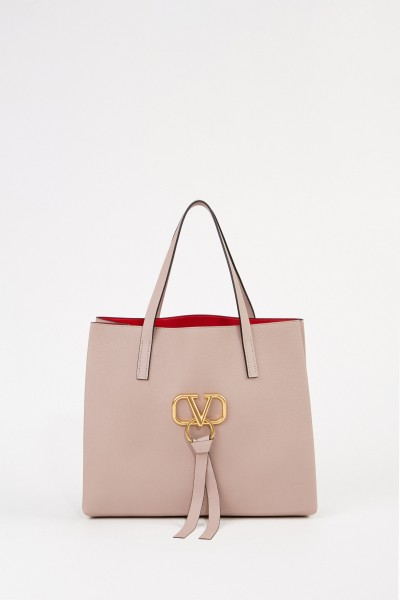 Shopper with logo Poudre