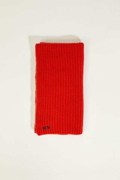 Cashmere-Schal 'Harvard' Rot