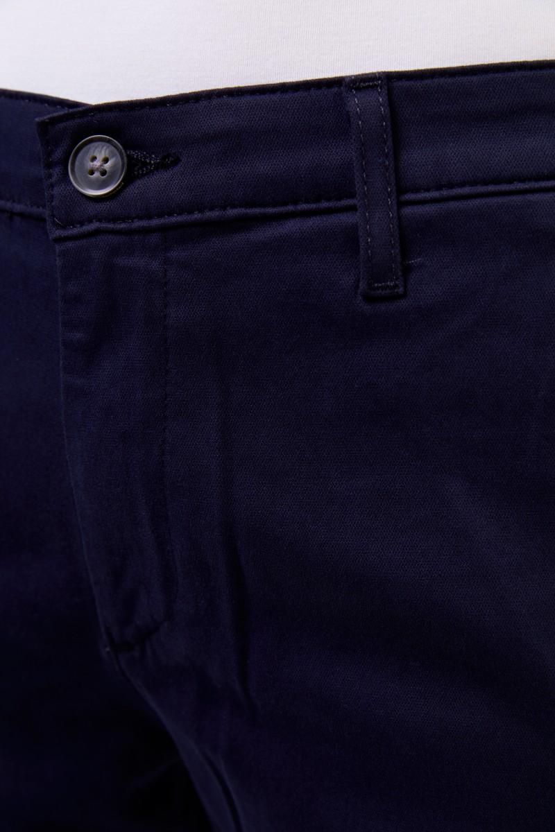 AG Jeans Baumwoll-Hose 'The Caden' Marineblau