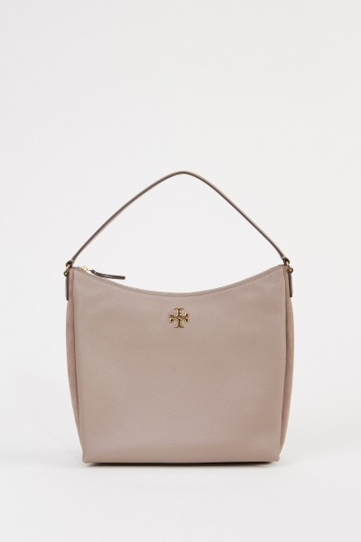 Tory Burch Bag 'Kira' with chain details Taupe