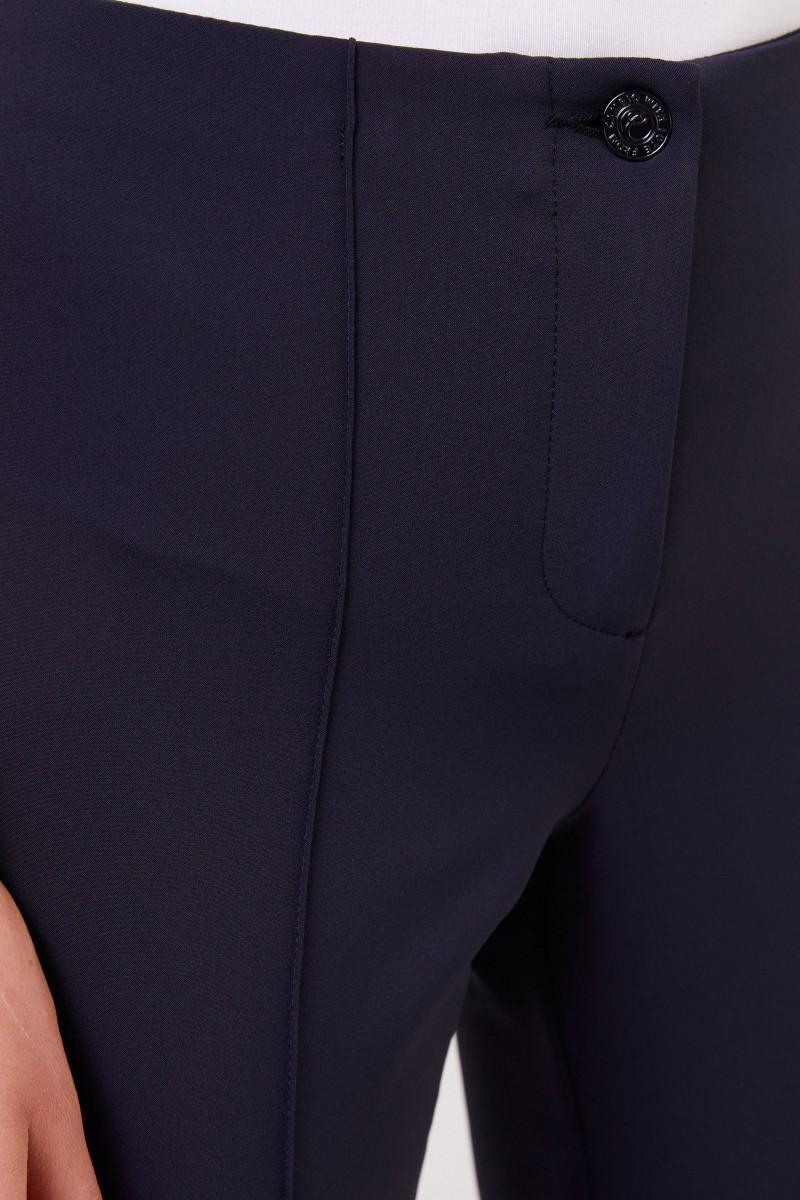 Cambio Klassische Hose 'Ros' Marineblau